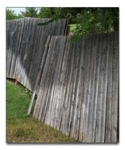 fix fence panels