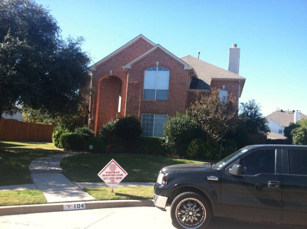 Roofers In Arlington TX