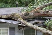residential storm damage repair service