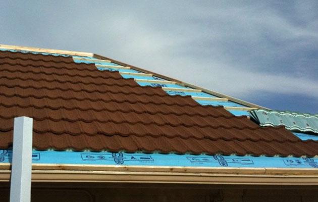 Palisade Underlayment Decra Metal Roofs