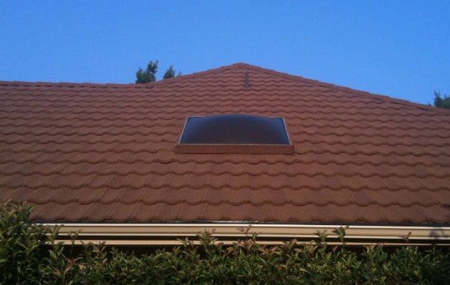 Metal Roof Skylight Flashing