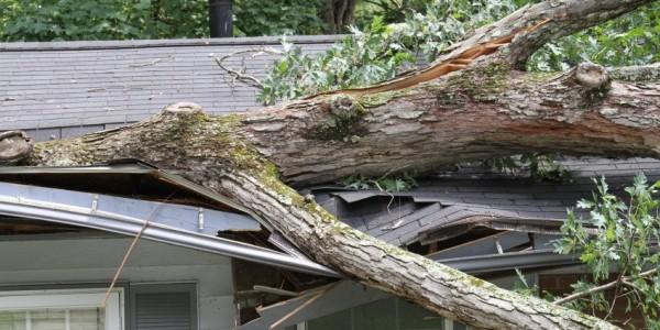 residential storm damage repair service