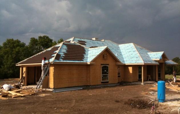Decra Metal Roofing New Construction
